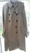 Woman's Genuine Burberry raincoat