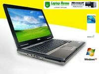 Dell Laptop Duo 1.80+ Windows XP Pro 1 YR WTY RS232 Serial Com Port New Battery
