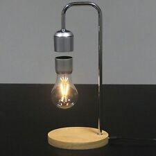 Levitating Bulb Gravity Floating Lamp Magetic Wireless Nightlight Decor