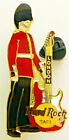 HRC Hard Rock Cafe London - Royal Grenadier Guard with Red Stratocaster Guitar