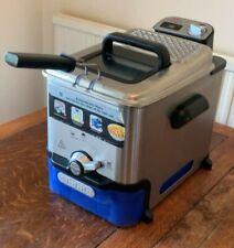 Tefal Oleoclean Compact FR804040 Semi-professional Fryer in Silver