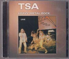 TSA - HEAVY METAL ROCK LIVE 2002 CD TOP RARE OOP KAT LESSDRESS KLAATU SKAWALKER