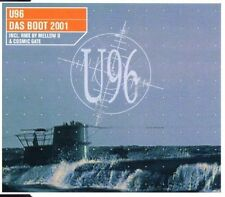 U96 Das Boot 2001 (4 tracks) [Maxi-CD]