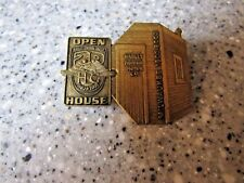 Harley Davidson HOG Open House 20 Year Anniversary 1983-2003 Pin