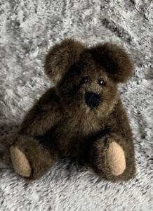 Miniature Bear Russ Retired Plush Stuffed Animal Small Little Collectable