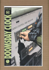 DOOMSDAY CLOCK #11  WATCHMEN DC COMICS 2018 NM
