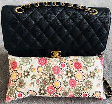 Designer Handbag Storage Pillows ( Medium Flap Bag )