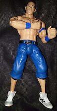 "WWE John Cena Wrestling  Action figure Wrestler Mattel 2010 Spring loaded arm 7"""