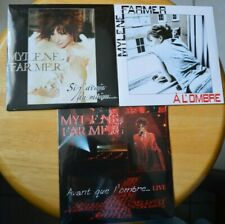 MYLENE FARMER  (lot de 5 cd  2 titres)