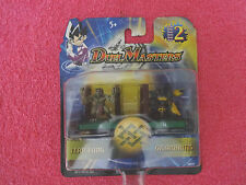 ACTION FIGURE DUEL MASTERS - Fear Fang & Gigamantis - Master