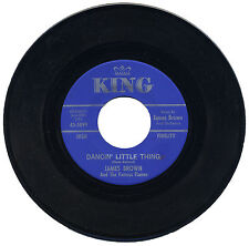 "JAMES BROWN And The FAMOUS FLAMES  ""DANCIN' LITTLE THING c/w SO LONG""  60's CLUB"