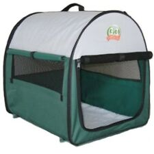 "Go Pet Club Dog Soft Crate, 38-Inch by 28""x 34"" Green AG38 Pet Crate New"