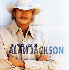 Very Best of Alan Jackson by Alan Jackson (CD, Jun-2004, MSI Music Distribution)