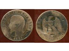 5 centimes NAPOLEON III 1854 W  ( 3 )