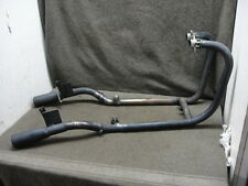 "04 2004 TRIUMPH BONNEVILLE 800cc EXHAUST WITH CUSTOM ""RAT"" MUFFLERS #EE14"