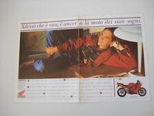 advertising Pubblicità 1993 MOTO HONDA NSR 125 R