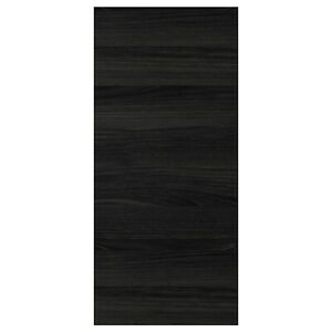 """IKEA TINGSRYD Cabinet cover panel 15 x 32.5"""" Black Wood effect 902.668.30 New"""