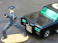 Corgi Toy The Green Hornet Black Beauty Car 268 & Figure Original Complete Rare