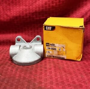 CATERPILLAR FUEL FILTER BASE 1N-3583