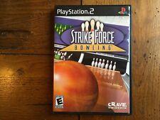 Strike Force Bowling - (Sony PlayStation 2)