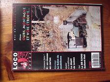 $$7 Loco-Revue N°559 Reseau en carton  Depot Lumes  BB 62400  Ferbach  Chateau