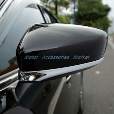 New Chrome Rearview Mirror Trim For Mazda 6 Atenza 2014 2015 2016 2017 2018