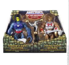 ! eh! Man & Skeletor motu Masters of the Universe Classics para auspacker con mailer
