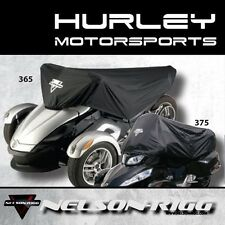 NELSON-RIGG CAS-365 Half Waterproof Cover - Can Am Spyder RS, RS-S, ST, ST-S