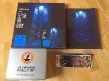 Kate Bush - Before The Dawn - Vinyl Boxset,3xCd Set,Rescue Tin,Program & Stub -