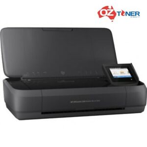 HP Officejet 250 Mobile All-in-One A4 Wi-Fi Color Printer+ADF+ePrint  P/N:CZ992A