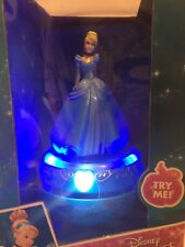 Disney Princess Cinderella Musical Keepsake Box NIB