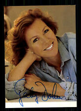 Gaby Dohm Rüdel Autogrammkarte Original Signiert # BC 84046