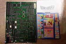 "Dragon Ball Z  ""Banpresto 1993"" Jamma PCB Arcade Game Import Japan"