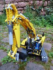 LEGO TECHNIC 8043 ULTIMATE MOC - NEUWERTIG - AS GOOD AS NEW