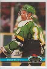Autographed 91/92 Stadium Club Doug Smail - Nordiques