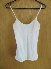 FOREVER 21 ladies S white cami