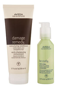 Aveda Damage Remedy Shampoo 250 ml & Conditioner 200 ml. Hair Care Set