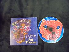 ~~~USED~~~ SANTANA: Smooth Feat: Rob Thomas SINGLE CD