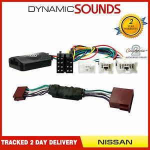 SONY Steering Wheel Control Stalk Interface Adaptor for Nissan 350Z 2003-2010