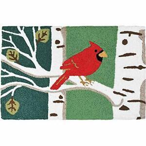 Jellybean - Indoor/Outdoor Rug - Cardinal in Birch