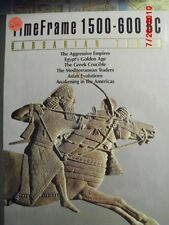 The Barbarian Tides: Timeframe 1500-600 Bc by Time-Life Books