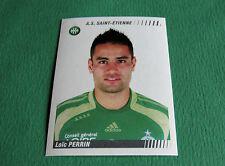 N°435 PERRIN AS SAINT-ETIENNE ASSE VERTS PANINI FOOT 2009 FOOTBALL 2008-2009