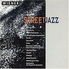 Streetjazz (1993, Wiener) Microgroove, Kemelions, Ryuichi Sakamoto, Unite.. [CD]