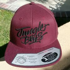 NEW JUNGLE BOYS Trucker Snapback Embroidered Hat Cap