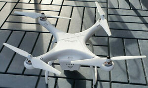 upair one plus 4K Drohne gebraucht im Originalkarton