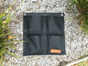 Caravan/canvas and mesh storage pockets -  4 pocket - Australian Made!