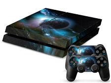 Designfolie für Sony PlayStation 4