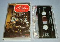 V/A MERRY CHRISTMAS TO YOU cassette tape album