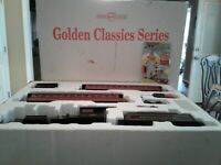 BACHMANN BIG HAULER GOLDEN CLASSICS PENNSYLVANIA SERIES LIMITED EDITION SET
