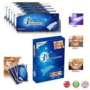 28 3D PROFESSIONAL WHITENING STRIPS  Professional Dental Whitening Strips